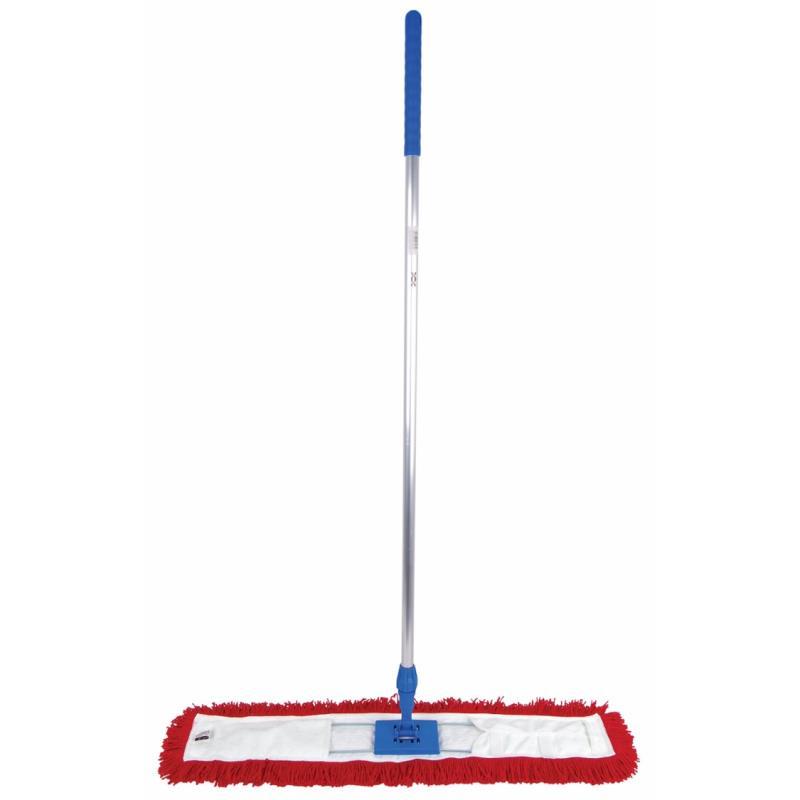 Dry mop break frame sweeper complete (600mm) - Enviroclean
